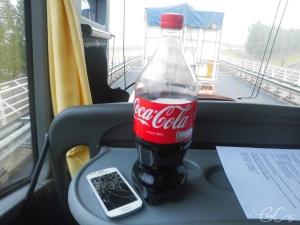 muziek en cola